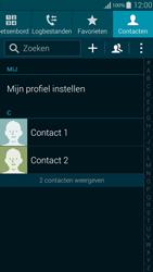 Samsung Galaxy Alpha 4G (SM-G850F) - Contacten en data - Contacten overzetten via Bluetooth - Stap 4