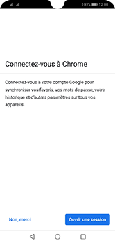 Huawei Y7 (2019) - Internet - navigation sur Internet - Étape 3