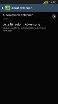Samsung N9005 Galaxy Note 3 LTE - Anrufe - Anrufe blockieren - Schritt 7