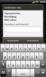 HTC S510b Rhyme - wifi - handmatig instellen - stap 8