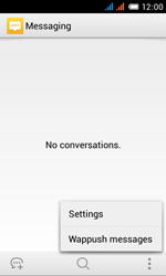 Alcatel OT-4033X Pop C3 - SMS - Manual configuration - Step 5