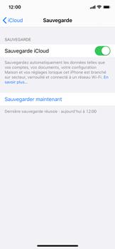 Apple iPhone 11 Pro - Aller plus loin - Gérer vos données depuis le portable - Étape 17