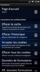 Sony Xperia Arc - Internet - Configuration manuelle - Étape 17