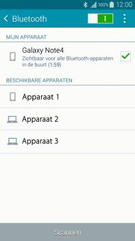 Samsung Galaxy Note 4 - bluetooth - aanzetten - stap 7