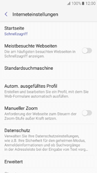 Samsung Galaxy A3 (2017) - Internet und Datenroaming - Manuelle Konfiguration - Schritt 25