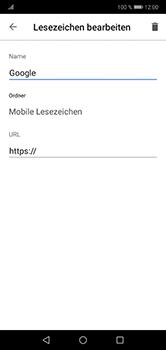 Huawei P20 Lite - Internet und Datenroaming - Verwenden des Internets - Schritt 10