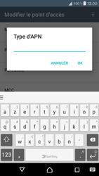 Sony Xperia X Compact - Internet et roaming de données - Configuration manuelle - Étape 14