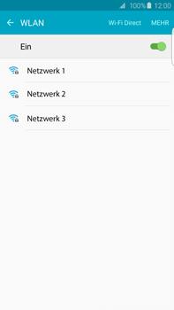 Samsung Galaxy S6 edge+ (G928F) - WiFi - WiFi-Konfiguration - Schritt 6