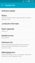 Samsung Samsung Galaxy J3 (2016) - software - update installeren zonder pc - stap 5