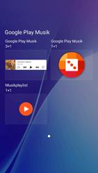 Samsung Galaxy A5 (2016) - Android Nougat - Startanleitung - Installieren von Widgets und Apps auf der Startseite - Schritt 5
