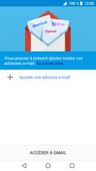 Crosscall Core X3 - E-mails - Ajouter ou modifier votre compte Gmail - Étape 5