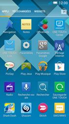 Alcatel OT-5036X Pop C5 - SMS - Configuration manuelle - Étape 3