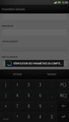 HTC One Max - E-mail - configuration manuelle - Étape 12