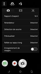 Sony Xperia E4g - Photos, vidéos, musique - Créer une vidéo - Étape 8