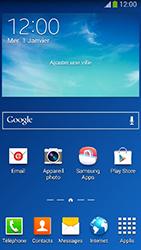 Samsung Galaxy Grand 2 4G - Contact, Appels, SMS/MMS - Envoyer un SMS - Étape 1