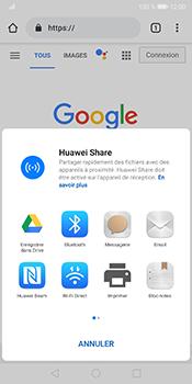 Huawei Mate 10 Pro - Android Pie - Internet et roaming de données - Navigation sur Internet - Étape 21