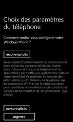 Nokia Lumia 735 - Premiers pas - Créer un compte - Étape 7