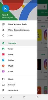 Samsung Galaxy S8 Plus - Android Oreo - Apps - Nach App-Updates suchen - Schritt 5
