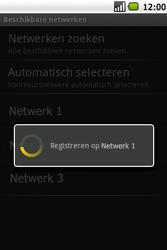 Samsung I7500 Galaxy - netwerk en bereik - gebruik in binnen- en buitenland - stap 9