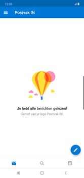 Samsung Galaxy Note 10 Plus - e-mail - handmatig instellen - stap 12