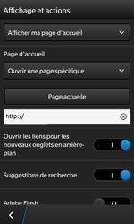 BlackBerry Z10 - Internet et roaming de données - Configuration manuelle - Étape 20
