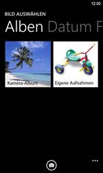 Nokia Lumia 920 LTE - MMS - Erstellen und senden - Schritt 11