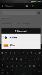 HTC One - E-Mail - E-Mail versenden - 12 / 18