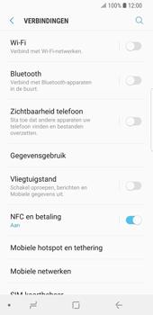 Samsung Galaxy S9 (SM-G960F) - WiFi - Verbinden met een netwerk - Stap 5
