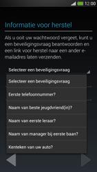 HTC One Mini - Applicaties - Account aanmaken - Stap 13