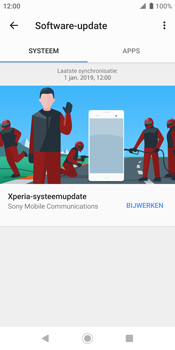 Sony xperia-xz2-h8216-android-pie - Software updaten - Update installeren - Stap 8