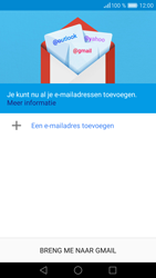 Huawei P9 - E-mail - handmatig instellen (gmail) - Stap 5