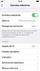 Apple iPhone 5s - iOS 12 - Internet - Désactiver du roaming de données - Étape 4
