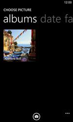 Nokia Lumia 925 - E-mail - Sending emails - Step 10