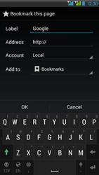 HTC Desire 516 - Internet - Internet browsing - Step 7
