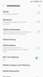 Samsung Galaxy S6 Edge - Android Nougat - WiFi - WiFi-Konfiguration - Schritt 5