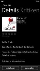 HTC Windows Phone 8X - Apps - Installieren von Apps - Schritt 8