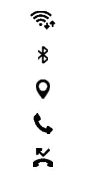 Samsung Galaxy J4+ - Premiers pas - Comprendre les icônes affichés - Étape 12