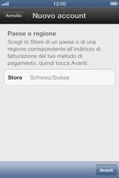 Apple iPhone 4 - Applicazioni - Configurazione del negozio applicazioni - Fase 5