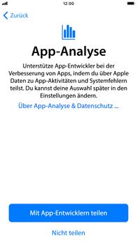 Apple iPhone 6 Plus - iOS 11 - Persönliche Einstellungen von einem alten iPhone übertragen - 25 / 31