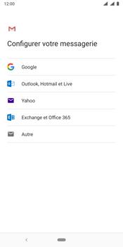 Nokia 9 - E-mail - Configuration manuelle - Étape 8