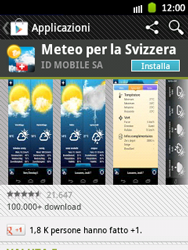 Samsung Galaxy Pocket - Applicazioni - Installazione delle applicazioni - Fase 14