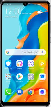 Huawei P30 Lite - Téléphone mobile - Comment effectuer une réinitialisation logicielle - Étape 2