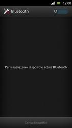 Sony Xperia U - Bluetooth - Collegamento dei dispositivi - Fase 5