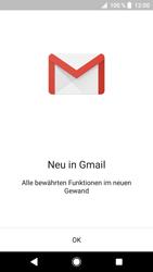 Sony Xperia XZ - Android Oreo - E-Mail - Konto einrichten (gmail) - Schritt 5