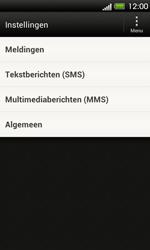 HTC T320e One V - MMS - probleem met ontvangen - Stap 4