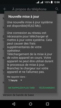 Acer Liquid Z630 - Appareil - Mises à jour - Étape 8