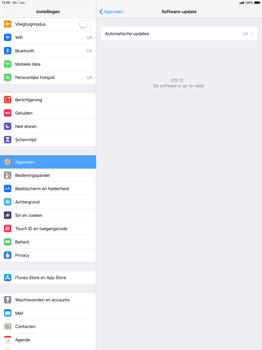 Apple ipad-pro-12-9-2nd-generation-ios-12 - Software updaten - Update installeren - Stap 6