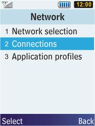 Samsung C3350 Xcover 2 - Internet - Manual configuration - Step 5
