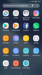 Samsung A520F Galaxy A5 (2017) - Android Nougat - Messagerie vocale - Configuration manuelle - Étape 3