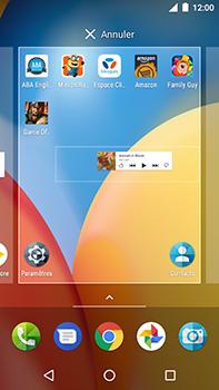Motorola Moto E4 Plus - Applications - Personnaliser l